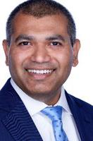 Headshot of Nitin Manoharan