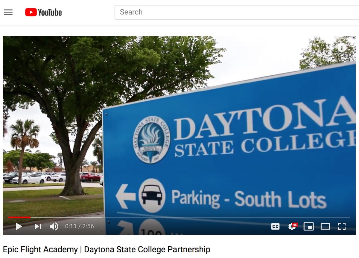 Daytona State College Partnership