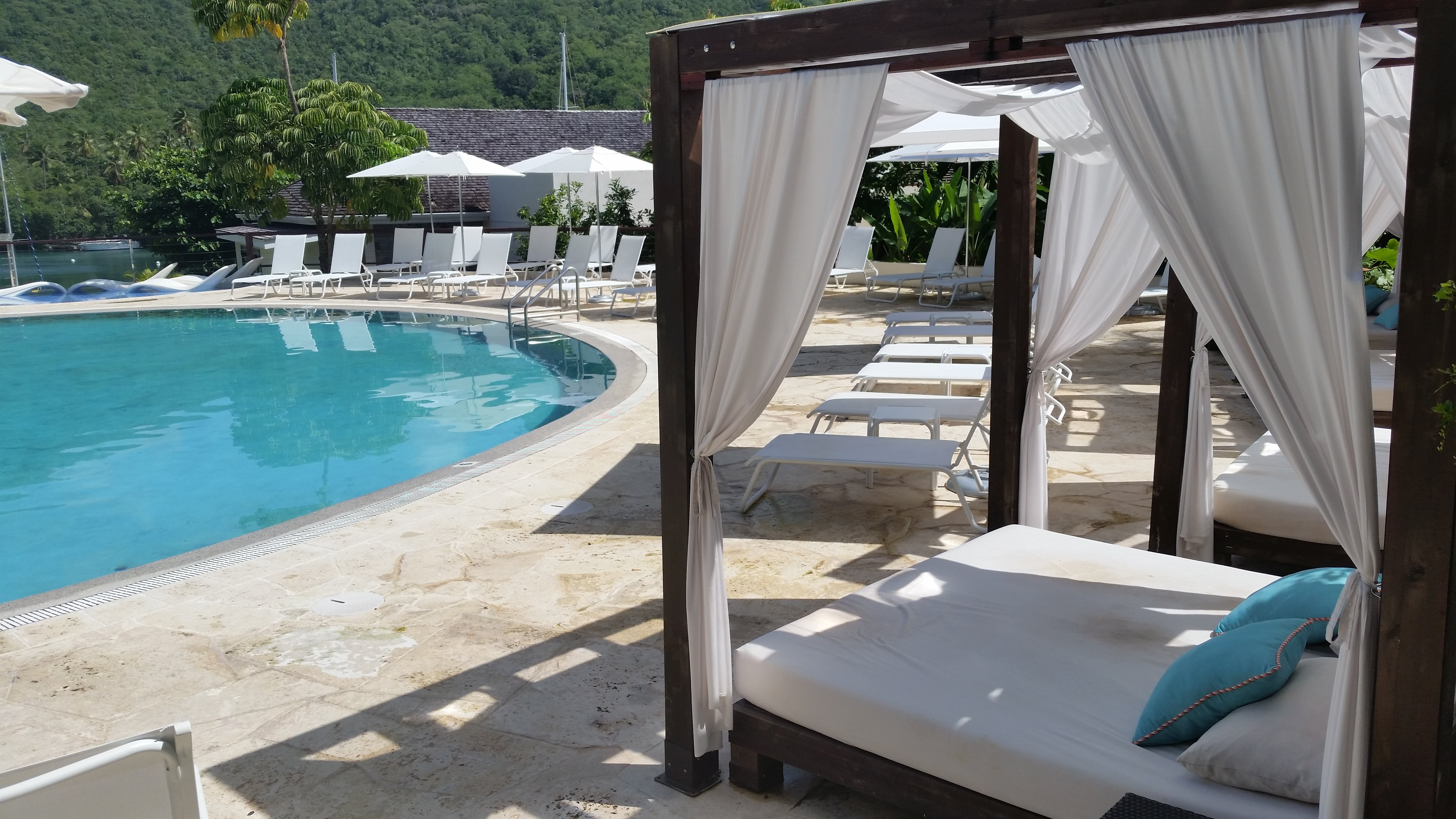 On Marigot Bay, Capella Resort offers Luxury and Peace