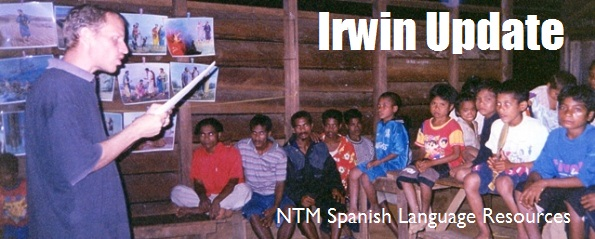 Steve & Eida Irwin - NTM Spanish Language Resources