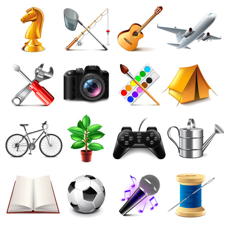 Hobby Icons