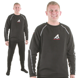 3 Peice Ultra-Thermic Fleece Arctic Base Undersuit