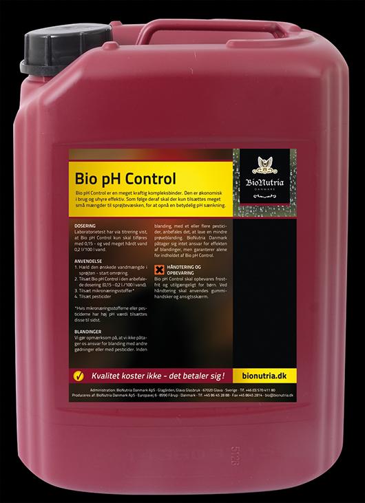 Bio pH Control