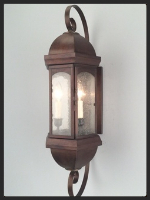 Custom Landon Sr. Bracket Mount Lantern