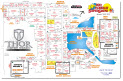 2013 Tampa RV Show Map