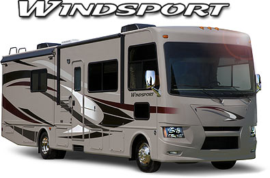 Newest Class A Motorhomes For Sale