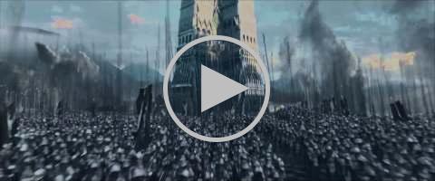 Le Seigneur Des Anneaux - La Trilogie (Bande Annonce)