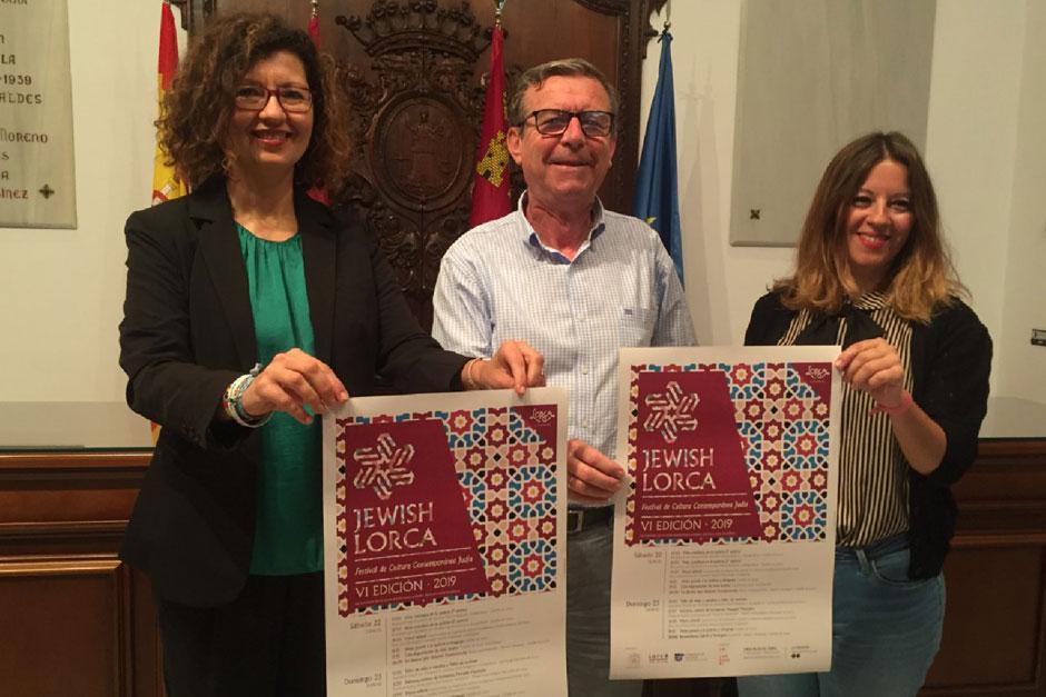 Festival Jewish Lorca 2019   Red de Juderías