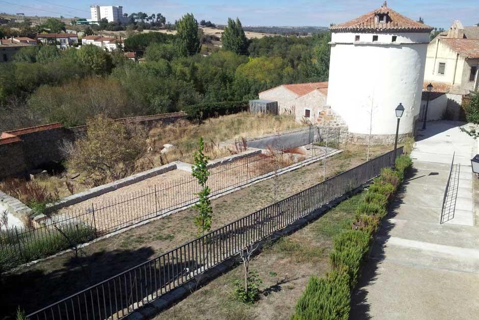 Ávilarecupera las Antiguas Tenerías del Arrabal de San Segundo