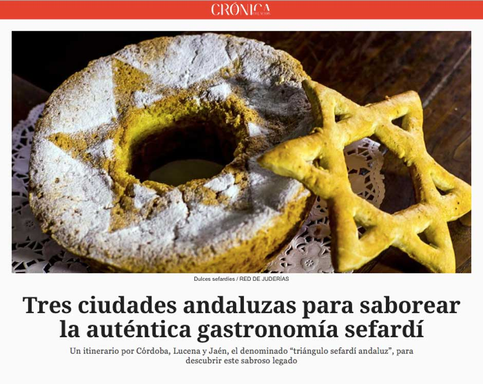 Cobertura del viaje de prensa a Córdoba, Jaén y Lucena