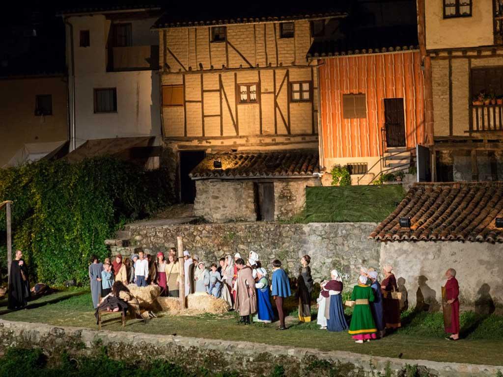 El Festival de los Conversos de Hervás celebra la herencia sefardí