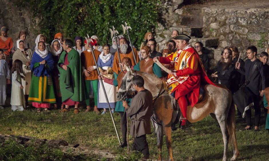Hervás celebra la 23ª edición de Los Conversos