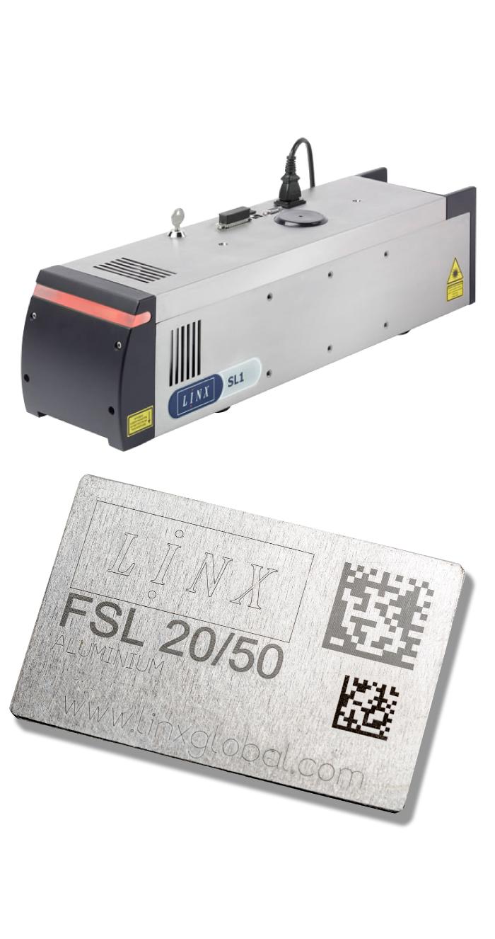 Codificador Láser Linx SL1