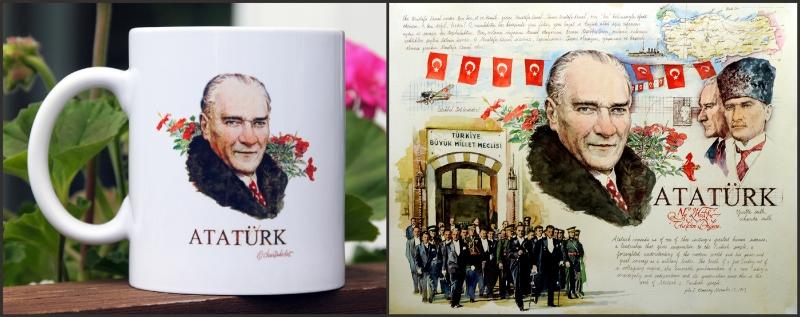 Ataturk Mug