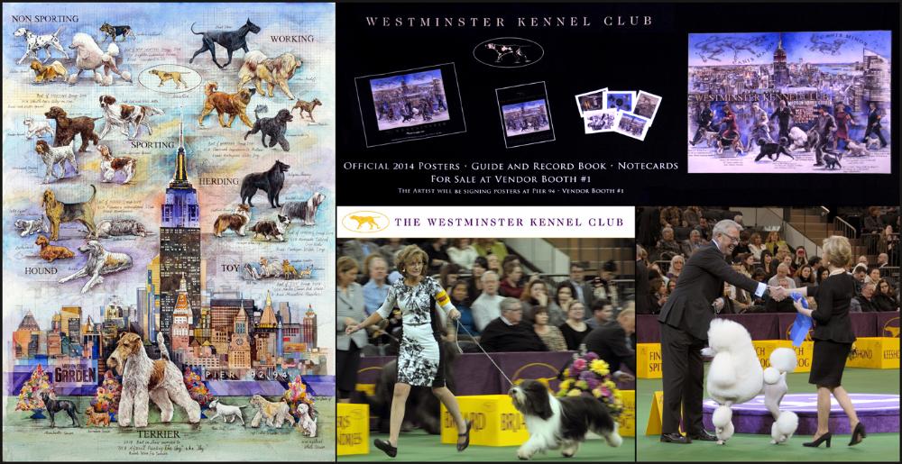 Westminster Dog Show, 2015