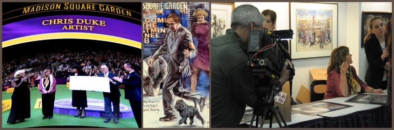 Westminster Dog Show, February 2014