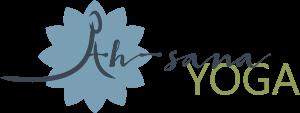 Ah-sana Yoga Logo