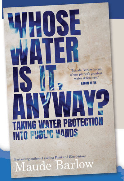 Whose Water Is It Anyway? book cover