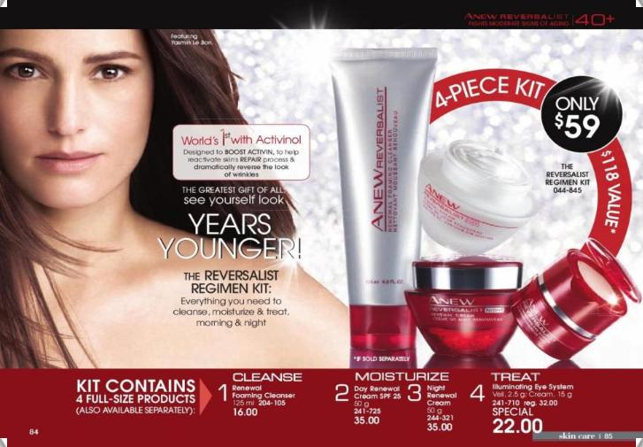 Reversalist Skin Care Kit