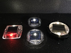 Van Wylick introduceert LUX Solar wegdekreflectoren