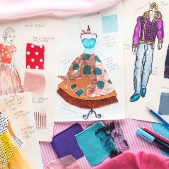 Photo: Pattern Making Inspired by Fashion Icons