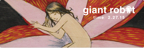 Giant Robot Time: 2.27.15 – Wavelengths Artwork Now Available!