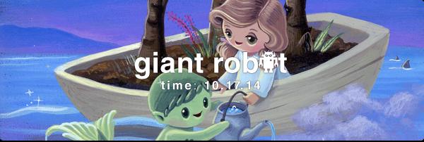 giant robot time 10.17.14 | Jawbreaker Day, new Uglydolls, James Jean Tattoos art by: tiffany liu