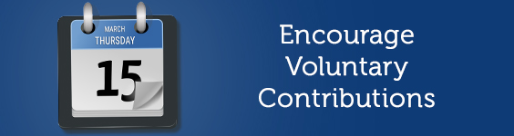 Voluntary Contributions