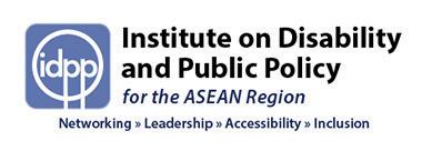 IDPP for the ASEAN Region (logo)