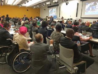 UN COSP-7 Opening Forum Photo