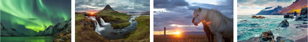 Auroras Boreales Islandia 2018