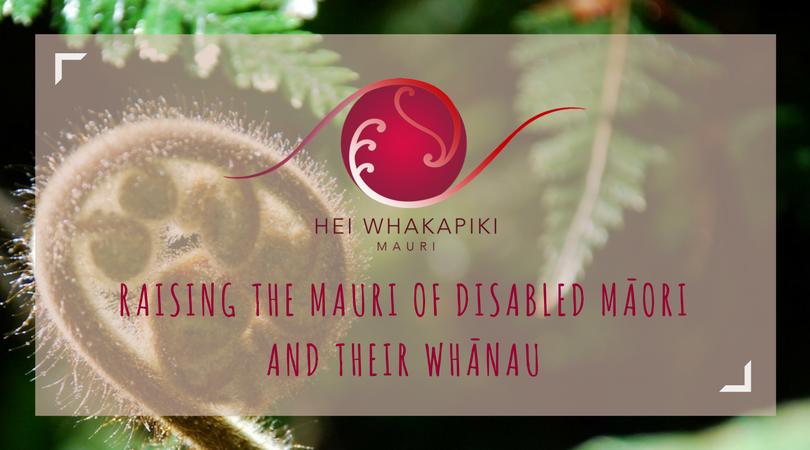Hei Whakapiki Mauri.