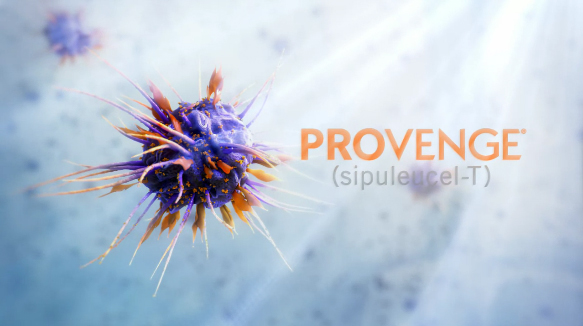 Provenge Graphic