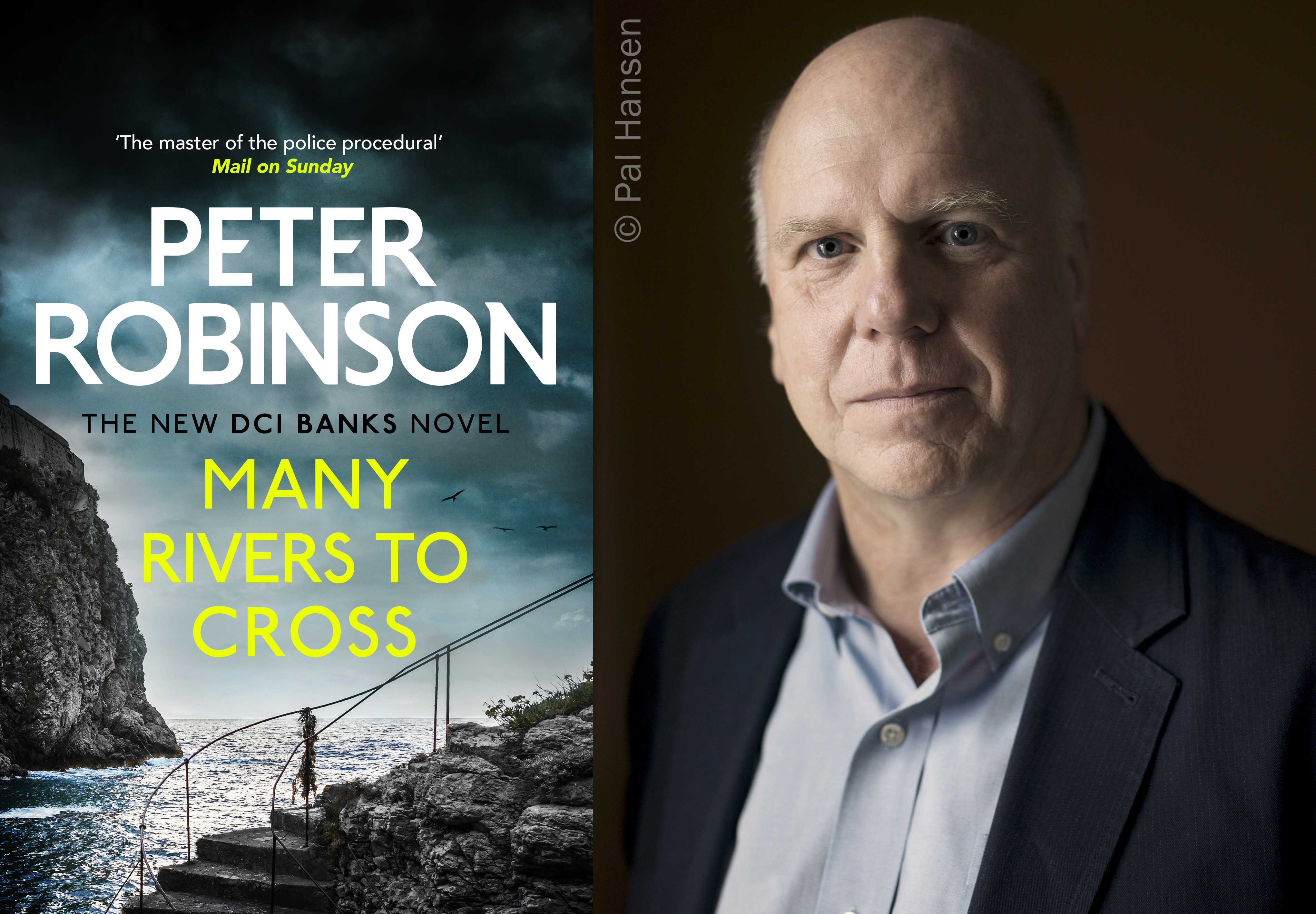Peter Robinson: Many Rivers to Cross