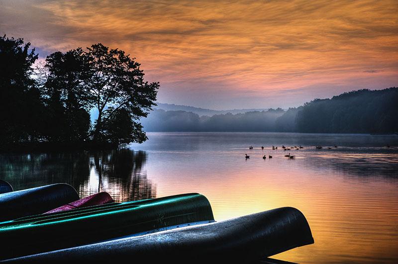 French Creek Sunrise