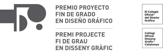 Premio proyecto fin de grado / Premi projecte fi de grau