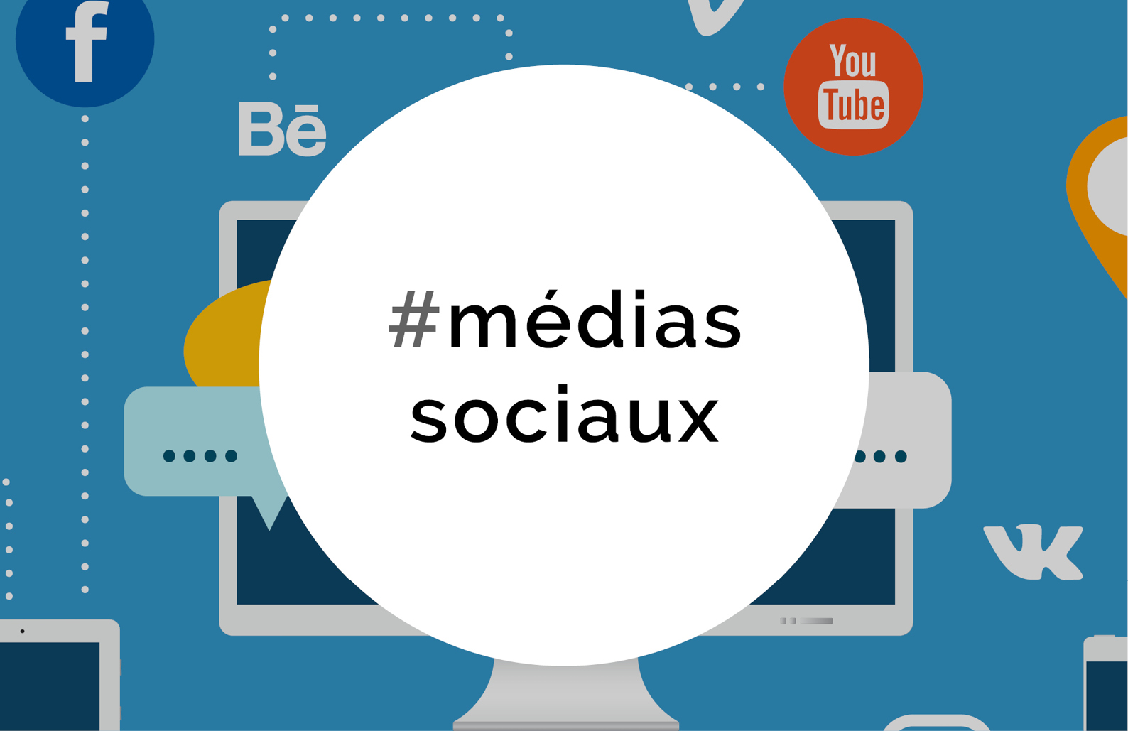 Médias sociaux - 28 mars à Paris