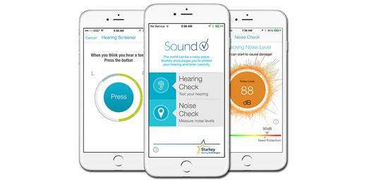 Better hearing apps