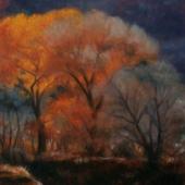 """Perdendosi"" by artist Lisa Larrabee"