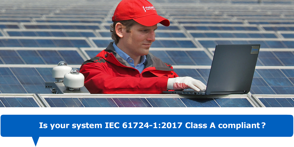 Is your system IEC 61724 compliant