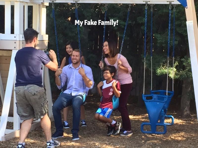 My Fake Family
