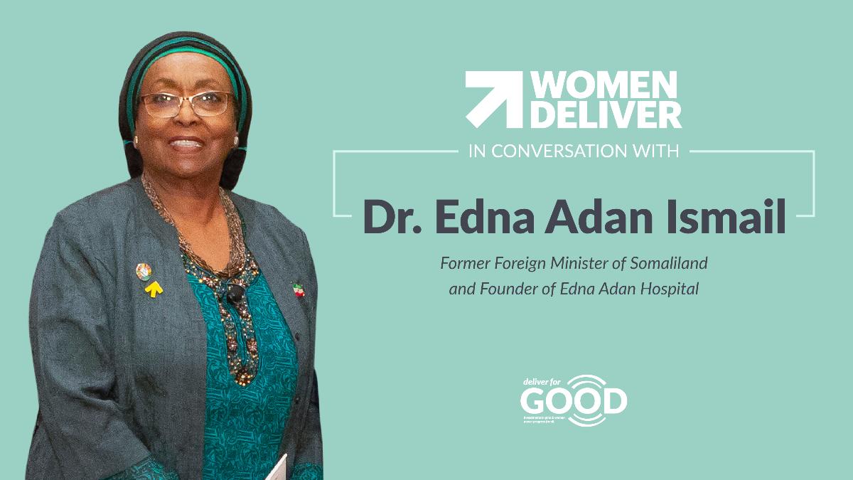 Dr. Edna Adan Ismail Q&A