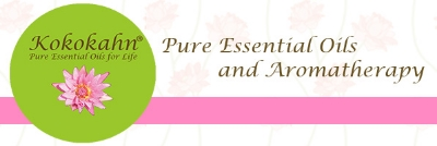 Kokokahn Essential Oils Website