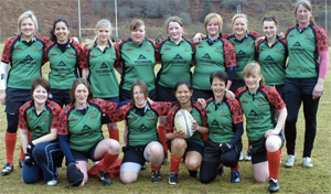Oban Ladies Rugby