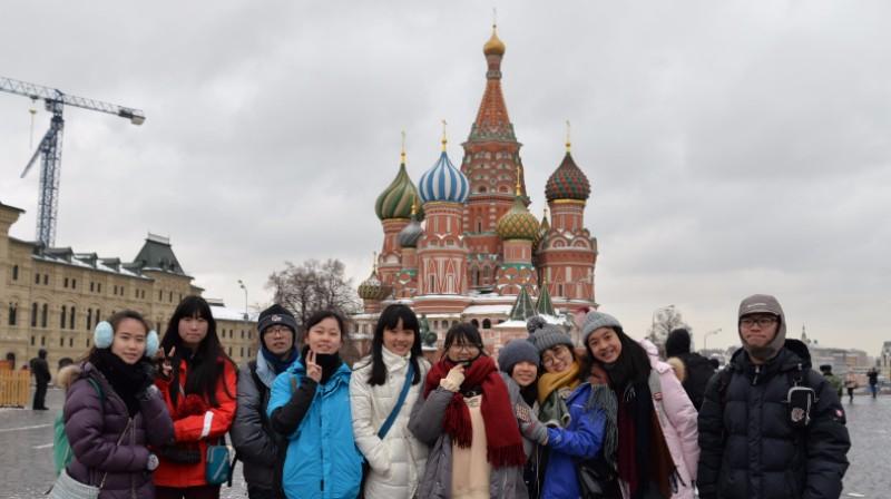 俄羅斯藝術之旅2017