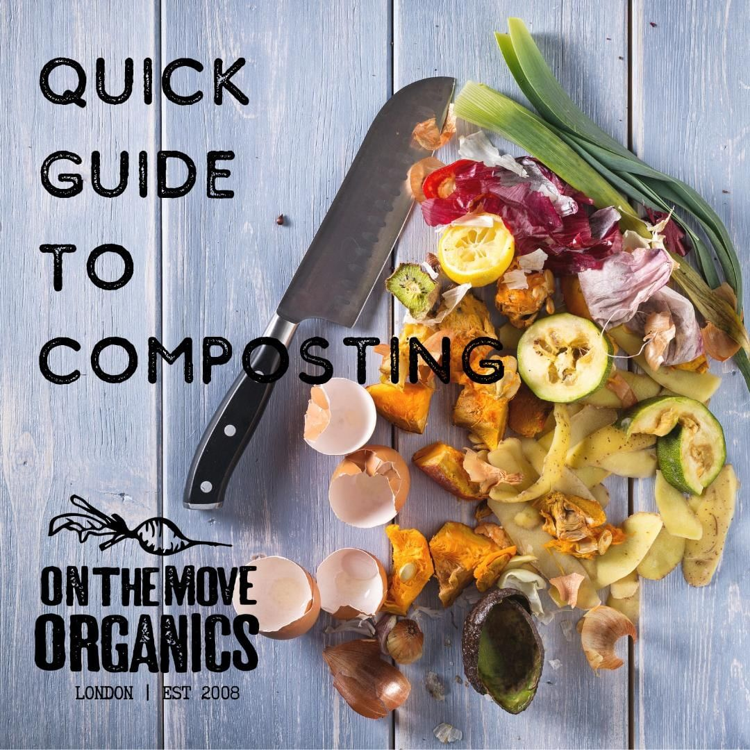 Quick guide to composting