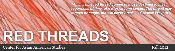 Red Threads, Center for Asian American Studies Newsletter