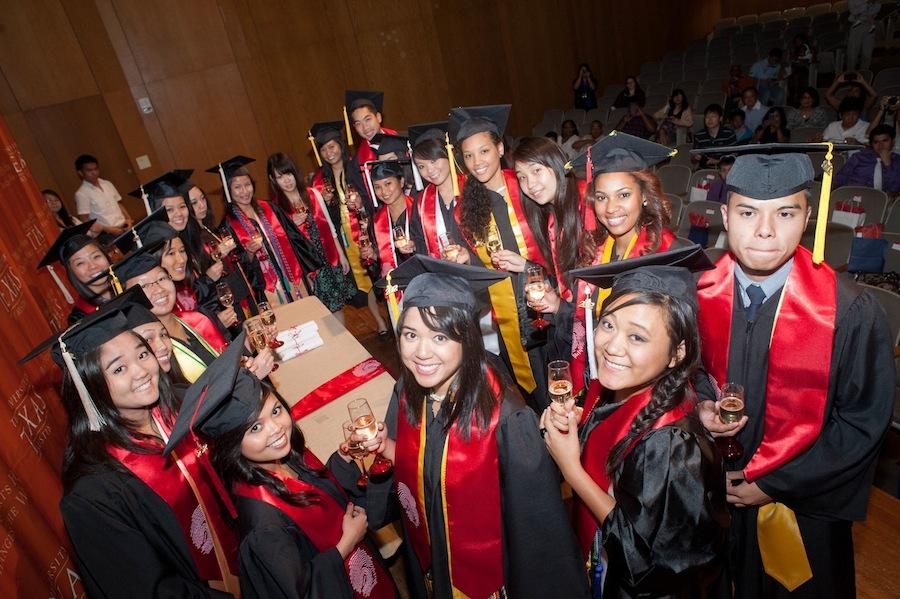 GraduAsian 2012 Graduate Photo