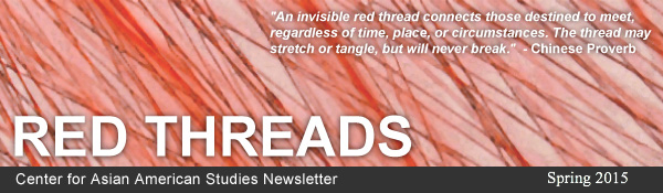 Red Threads, Center for Asian American Newsletter