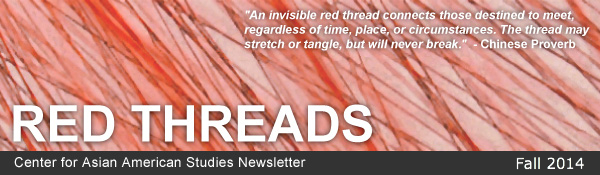 Red Threads, Center for Asian American Newsletter